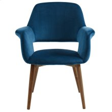 Miranda Accent & Dining Chair in Blue