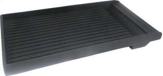 """Professional Range Accessories 12"""" Grill Plate (with Tray) Accessory PA12GRILLW"""