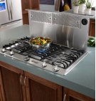 "Renaissance 30"" x 15"" Downdraft, in Stainless Steel Product Image"
