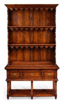 Small Walnut Dresser