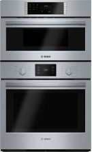 """500 Series, 30"""" Combo, Upper: Microwave, Lower: EU Conv, Knob Control Product Image"""