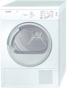"""24"""" Compact Vented Dryer Axxis - White"""
