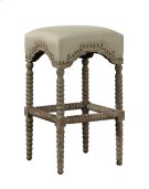 Backless Castle Bar Stool Product Image