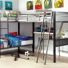 Ballarat L-shaped Triple Twin Bunk Bed Product Image
