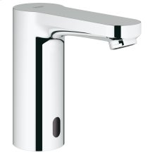 Eurosmart Cosmopolitan E Infra-red electronic basin mixer with hidden mixing device and adjustable temperature limiter