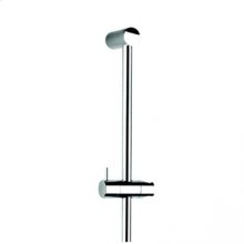 Techno Handshower Slide Bar ABS - Polished Chrome