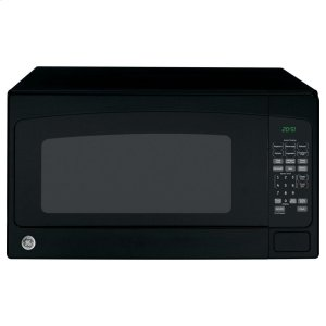 GE(R) 2.0 Cu. Ft. Capacity Countertop Microwave Oven - BLACK