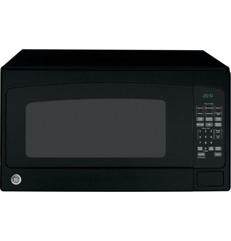 Ge 2 0 Cu Ft Capacity Countertop Microwave Oven