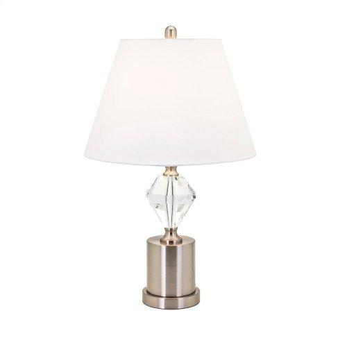 Draco Crystal Table Lamp
