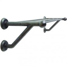 Towel Rack - TRK Silicon Bronze Brushed