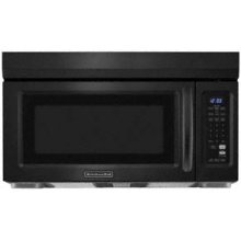"""1.8 cu. ft. Capacity with 12"""" Stoppable Turntable 30"""" Width 1,000 Watts Microwave Power with True 10-Level Power Control 4-Speed Fan Architect® Series II"""