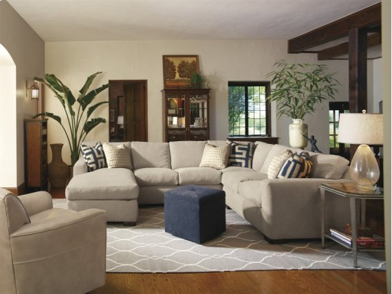 Bryant Fabric Sectional