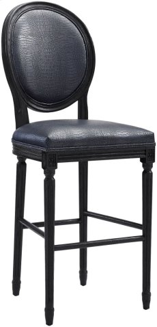 Philip Grey Croc Counter Stool Product Image