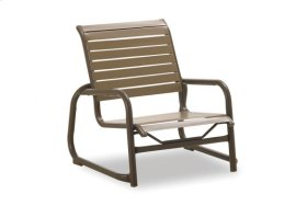 Stacking Sled Base Sand Chair