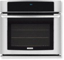 "30"" Electric Single Wall Oven with Wave-Touch Controls"