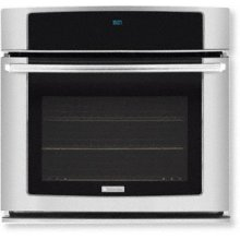 """30"""" Electric Single Wall Oven with Wave-Touch Controls"""