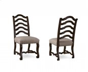 Collection One Harvest Side Chair - Espresso