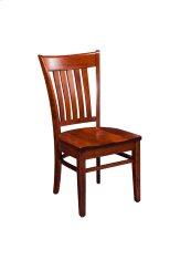 Kaskaskia Side Chair, Fabric Cushion Seat