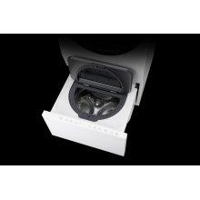 LG SIGNATURE: 0.7 cu. ft. LG SideKick Pedestal Washer