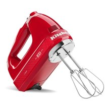100 Year Limited Edition Queen of Hearts 7-Speed Hand Mixer - Passion Red