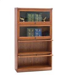 4-door Barrister Bookcase