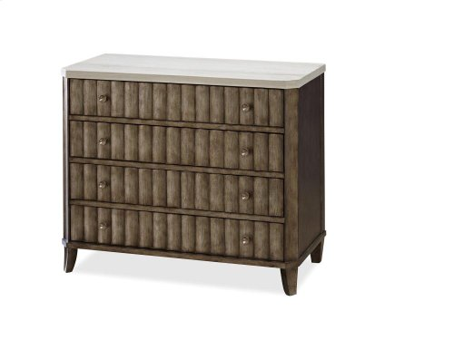 Accent Chest with Stone Top
