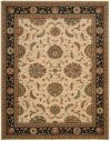LIVING TREASURES LI04 IBK RECTANGLE RUG 7'6'' x 9'6''