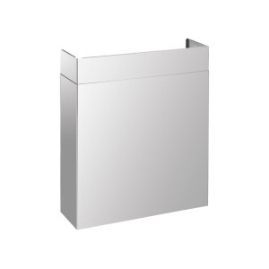 "SuperiorePRO Line duct cover 36"", Full width Stainless steel"