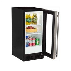 "Marvel 15"" All Refrigerator - Solid Panel Ready Overlay Door - Integrated Left Hinge"