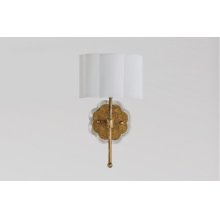 Shirley Sconce - Gold