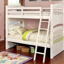 Cassia Twin/twin Bunk Bed