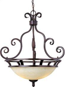 Manor 3-Light Pendant