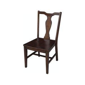 JOHN THOMAS FURNITURESplatback Chair in Chestnut