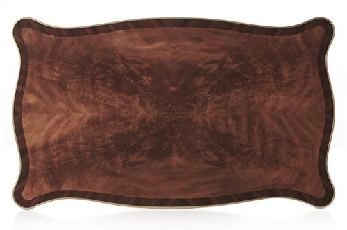 Caryatid Cocktail Table - Medium Sheen