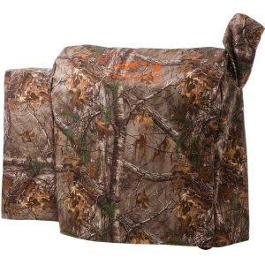 Traeger GrillsRealtree Full-Length Grill Cover - 34 Series