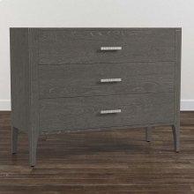 Lyon Brown B MODERN Rivoli 3 Drawer Dresser