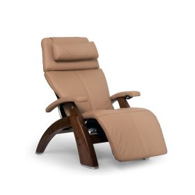 Perfect Chair PC-610 - Sand Top Grain Leather - Walnut