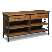 Boone Forge Media Console