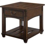 Tacoma Rectangular Drawer End Table Product Image