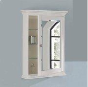 "Framingham 24"" Medicine Cabinet - Polar White Product Image"