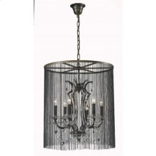 Burlesque Crystal Chandelier- Small