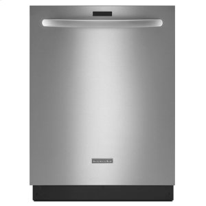 Kitchenaid43 dBA Dishwasher with Clean Water Wash System - Stainless Steel