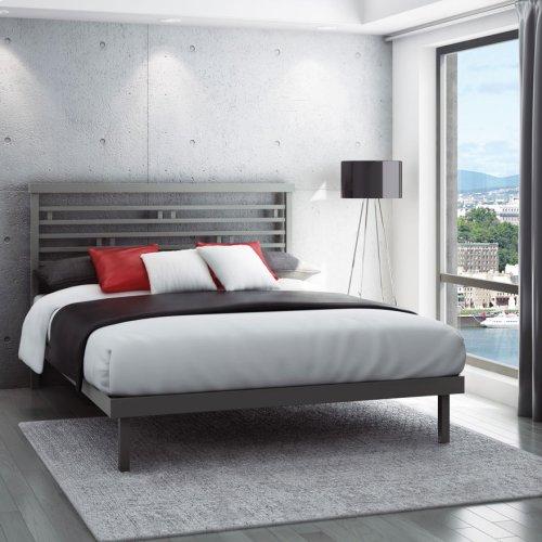 Orson Platform Footboard Bed - Full