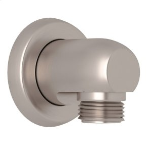 Satin Nickel Perrin & Rowe Holborn Handshower Wall Outlet