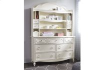 Harmony by Wendy Bellissimo Bookcase/Hutch