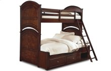 Impressions Bunk - Twin over Full