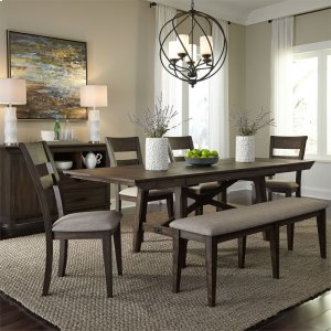 Liberty Furniture Industries6 Piece Trestle Table Set