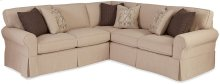 Hickorycraft Sectional (9228-Sect)