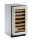 """Additional 2000 Series 18"""" Wine Captain® Model With Stainless Frame Finish and Field Reversible Door Swing (115 Volts / 60 Hz)"""