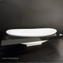 """Wooden countertop surround with a cut out for tub 6059, 78 3/4""""W, 35 1/2""""D, 5 1/8""""H"""